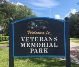 Beaches Veteran's Memorial Park