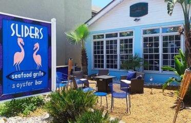Sliders Oyster Bar