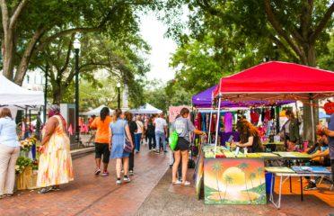 Downtown Jacksonville Art Walk